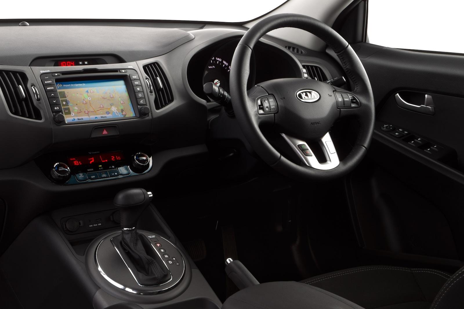 Kia Picanto 2016 >> Kia Australia adds satellite navigation to Optima, Sorento, Sportage - photos | CarAdvice