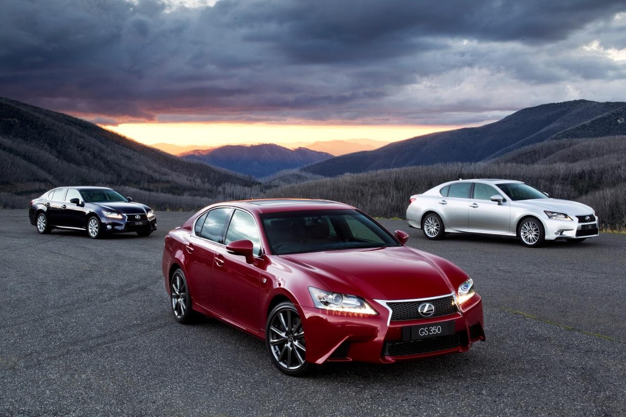 Lexus GS Review: GS250 & GS350 - photos | CarAdvice
