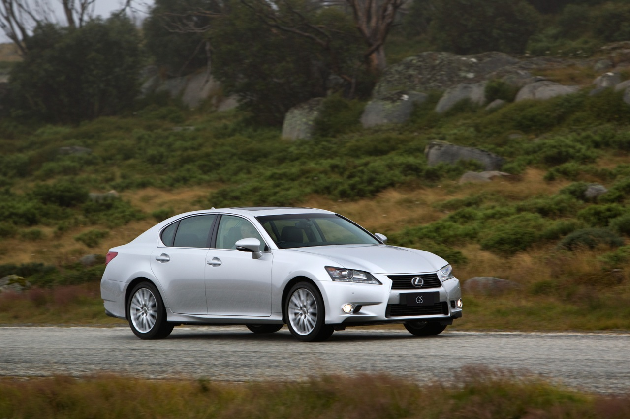 lexus gs review gs250 gs350 photos caradvice. Black Bedroom Furniture Sets. Home Design Ideas