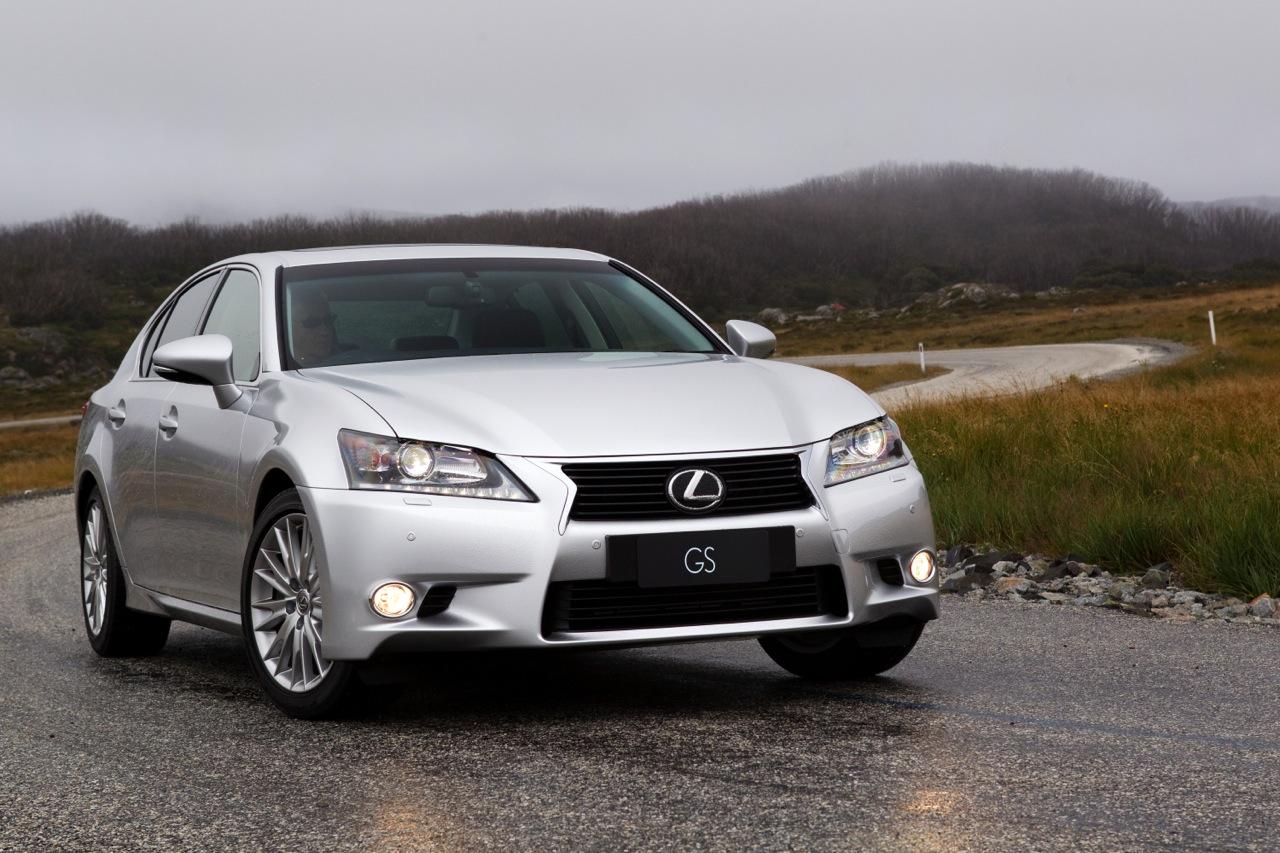 Hyundai Santa Fe Limited >> Lexus GS Review: GS250 & GS350 - photos | CarAdvice
