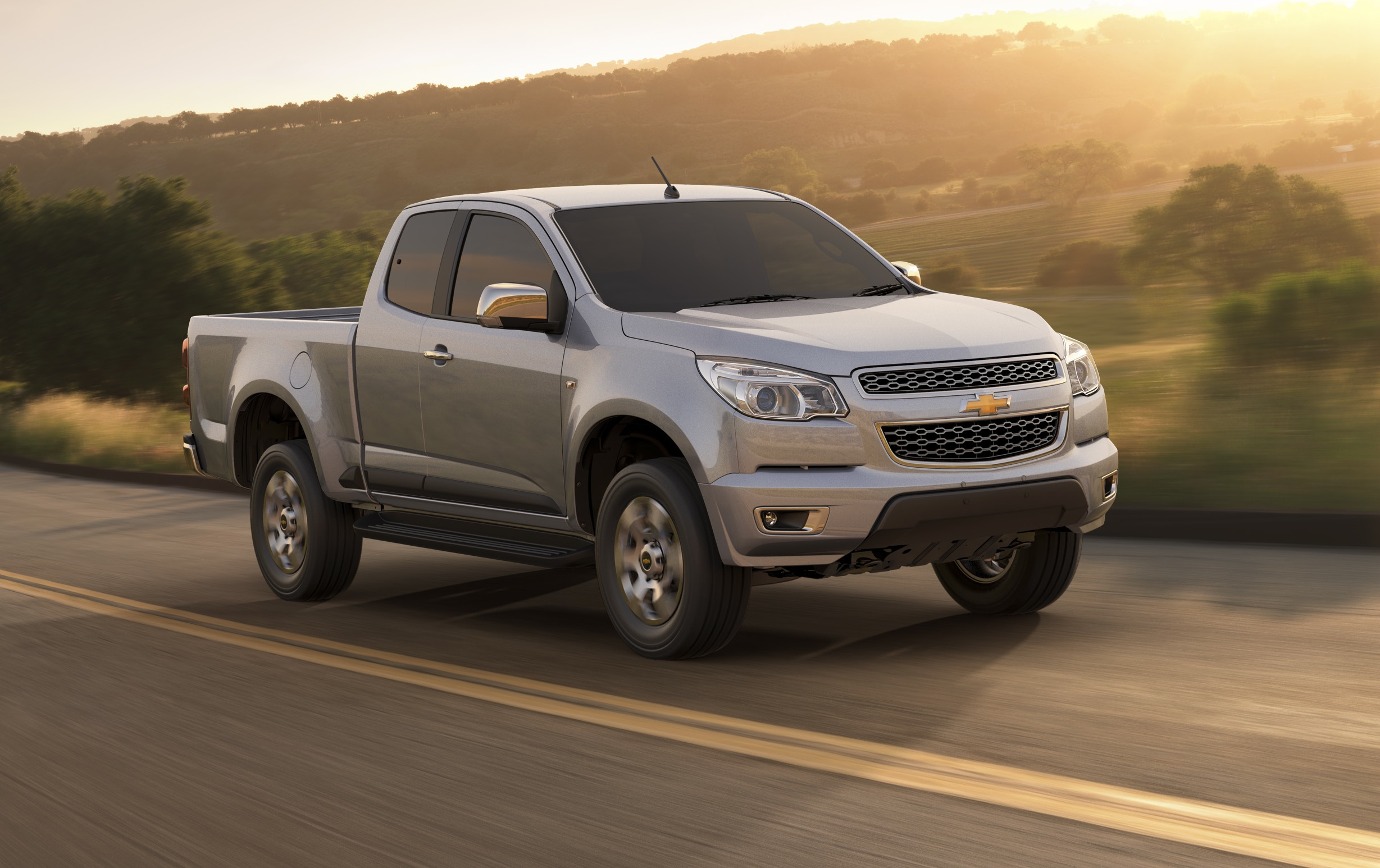Holden Colorado: pricing revealed for 2012-generation ute - Photos (1 of 7)
