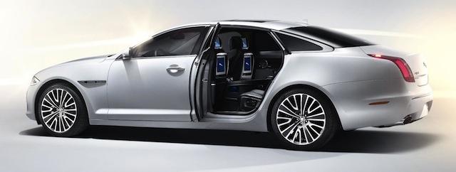 Jaguar XJ Ultimate: The $500,000 Cat