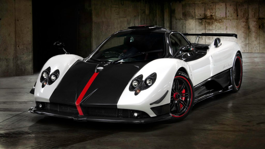 Pagani Zonda 760rs Lewis Hamilton Orders Most Powerful