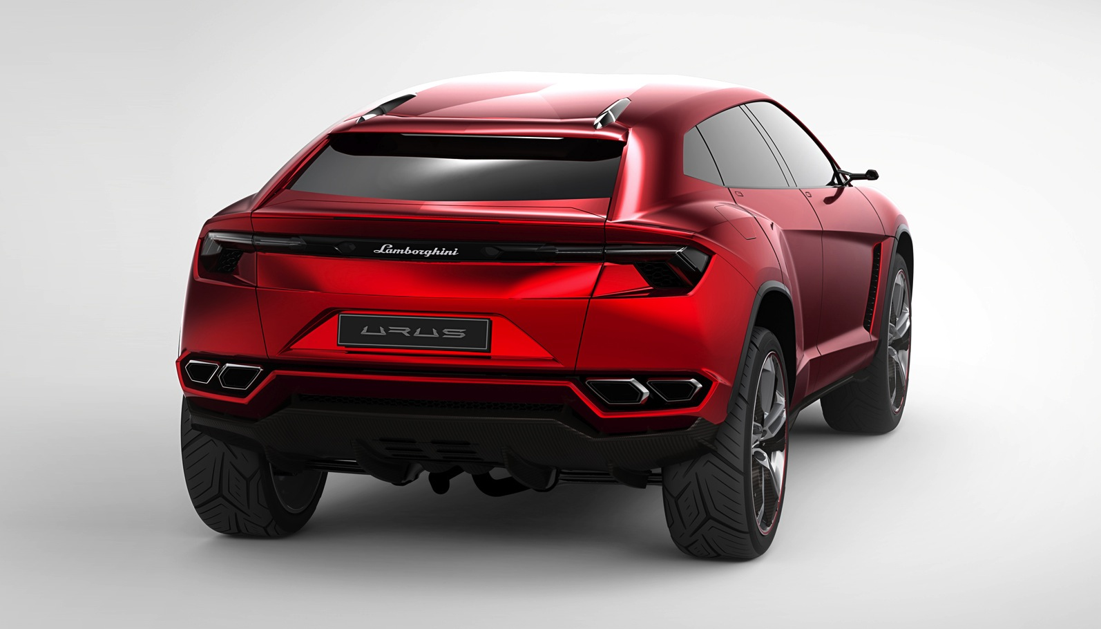 Lamborghini Urus: super SUV concept revealed - photos | CarAdvice
