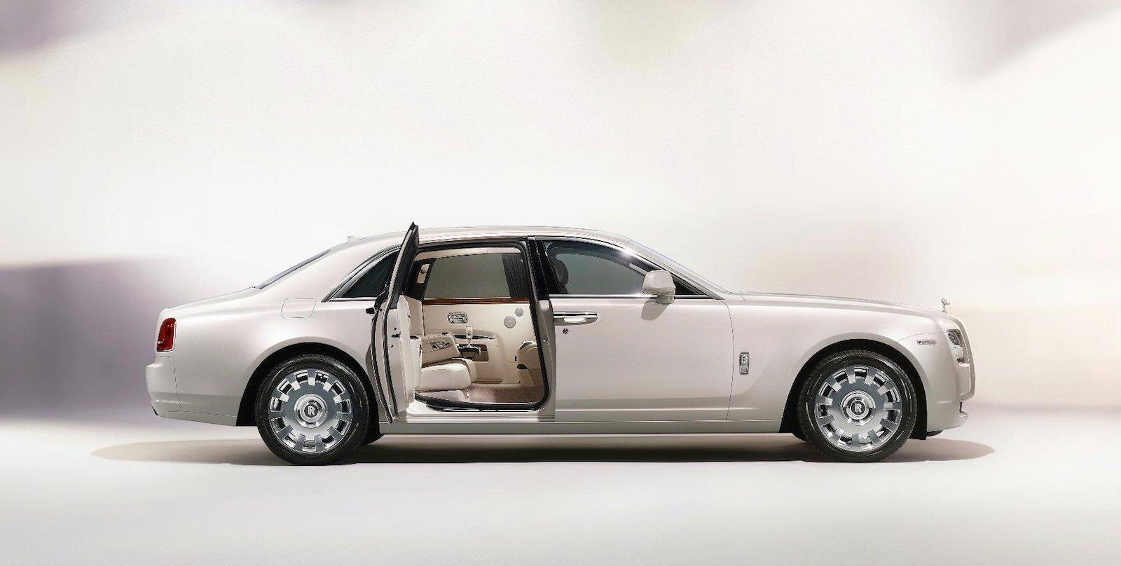 2016 Rolls Royce Ghost >> Rolls-Royce Ghost Six Senses, Phantom Series II EWB ...