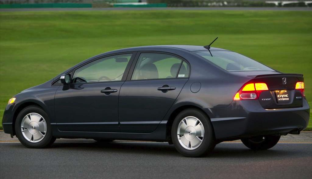 Court Overturns Ruling On Honda Civic Hybrid Fuel Economy Fraud