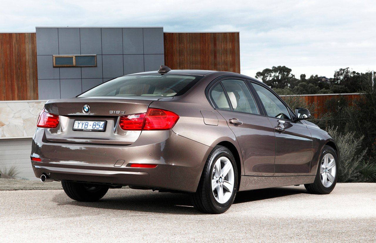 BMW 318d Review - photos | CarAdvice