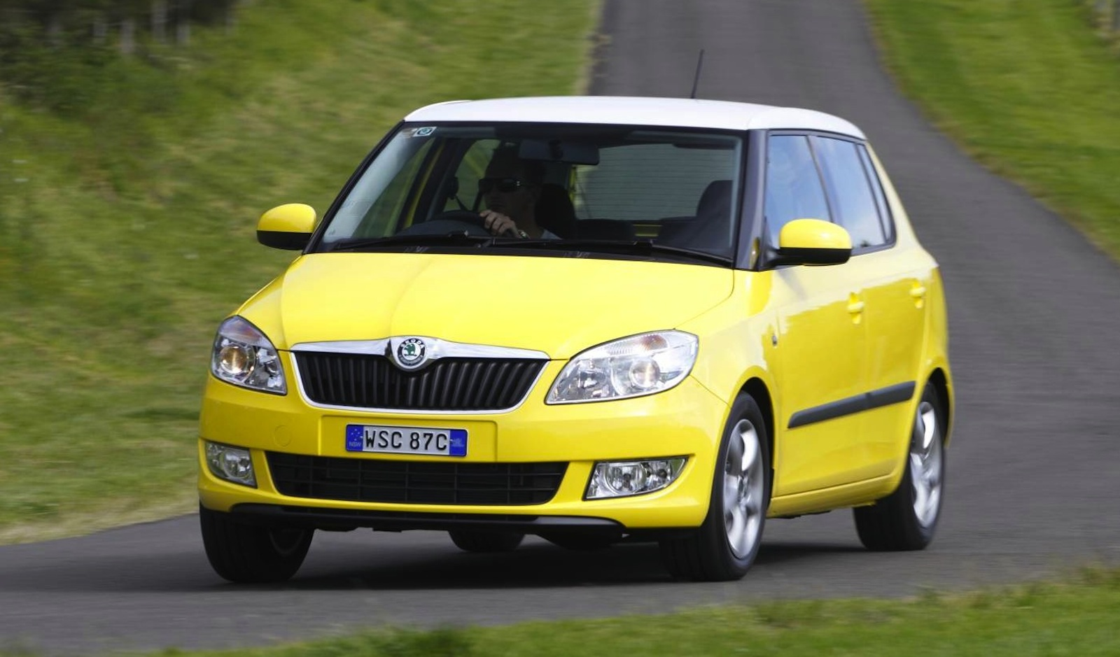 skoda fabia review caradvice. Black Bedroom Furniture Sets. Home Design Ideas