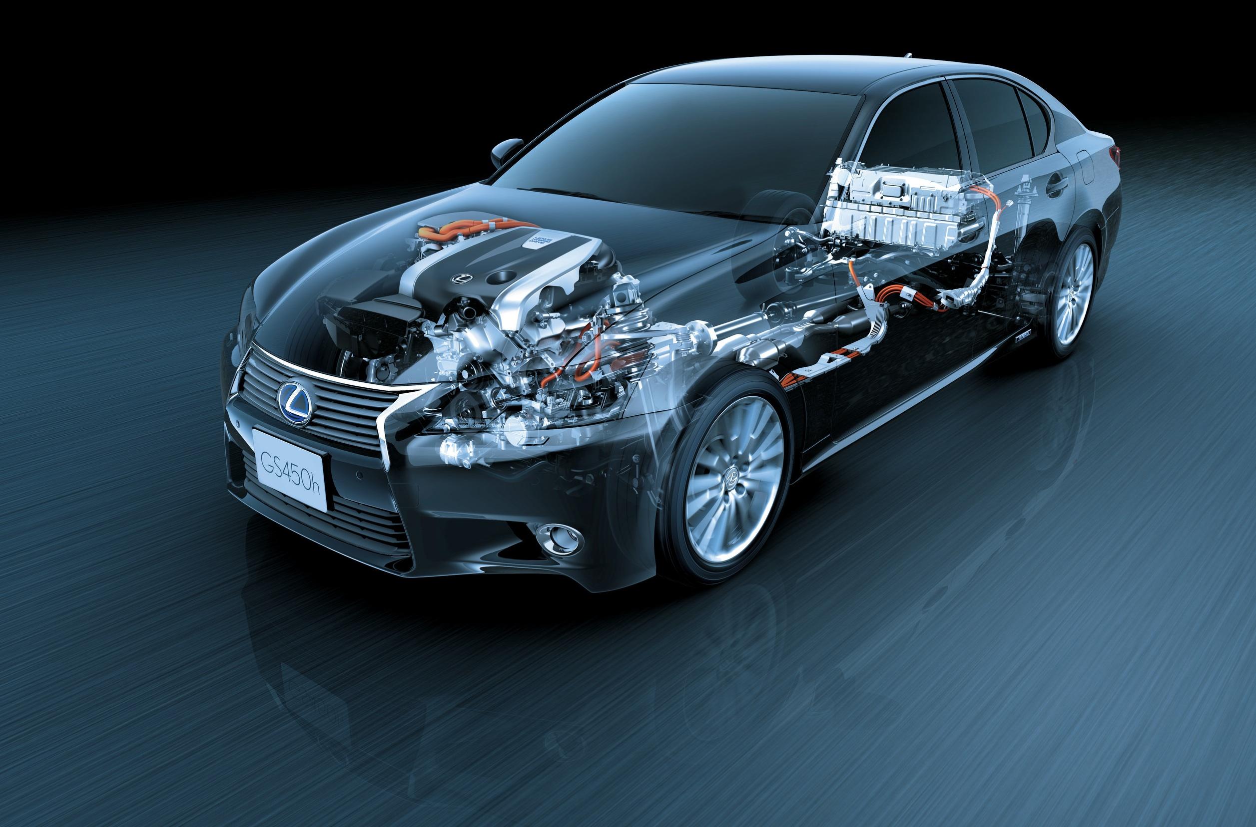 lexus gs450h cars xray engine fight ready toyota hybrids gs german caradvice hybrid rays loading ray mystery drivetrain