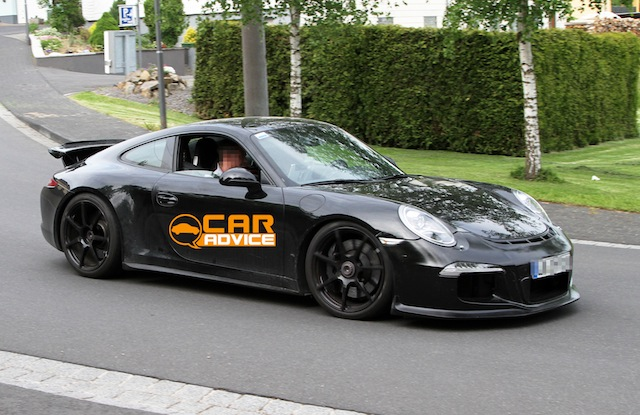Porsche 911 Gt3 Caught Camo Free Photos Caradvice