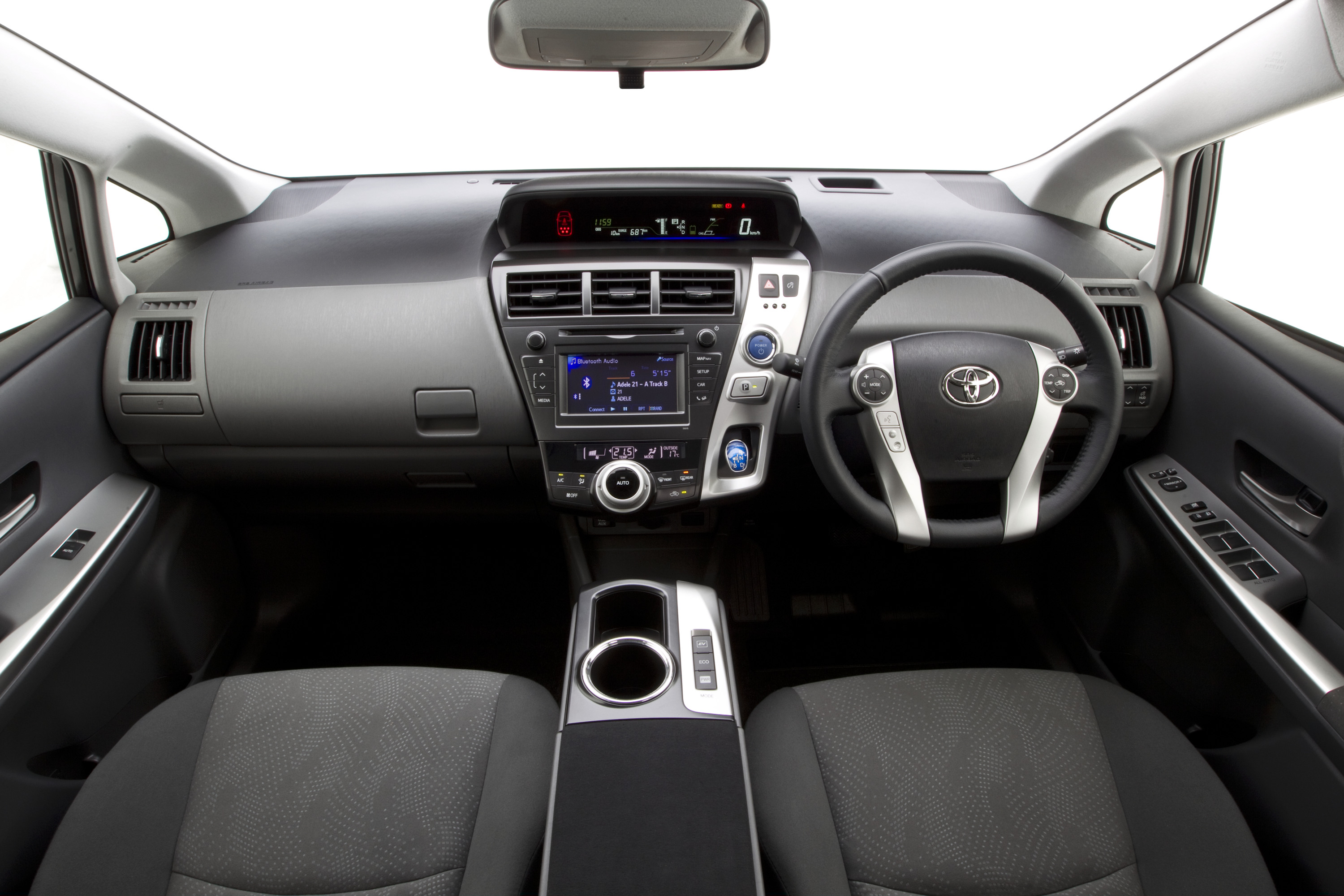 Subaru Motor Finance >> Toyota Prius V Review - photos | CarAdvice