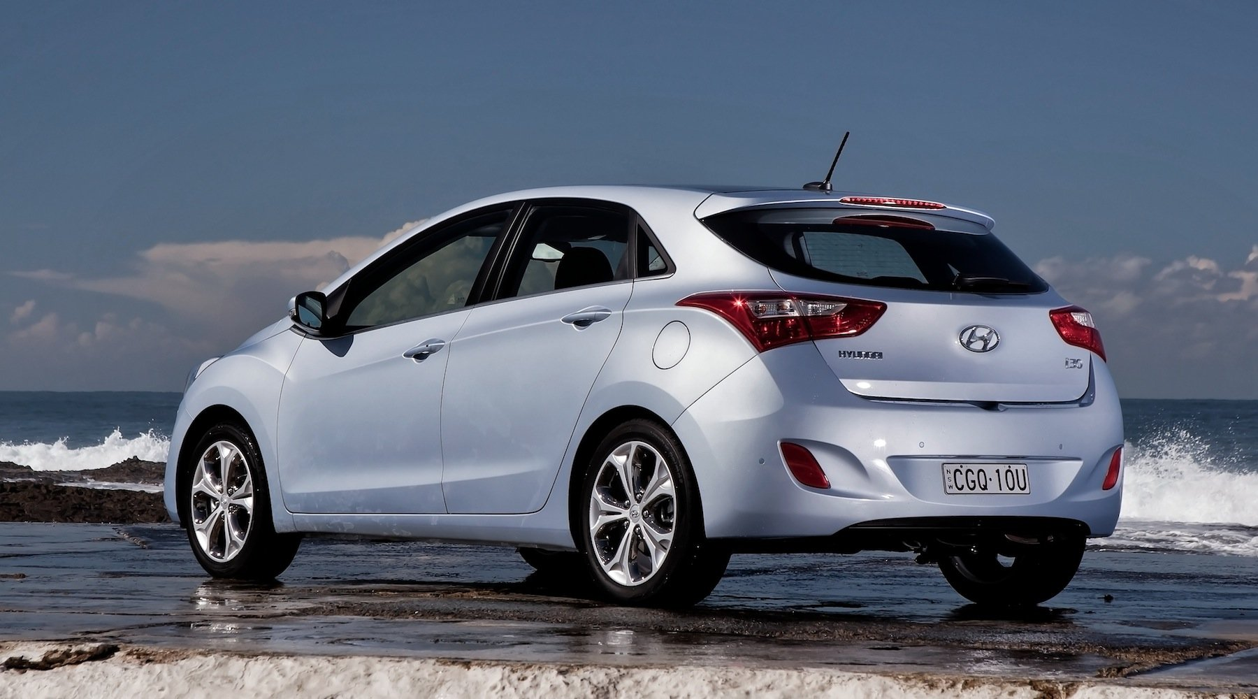 Hyundai I30 Review Photos Caradvice