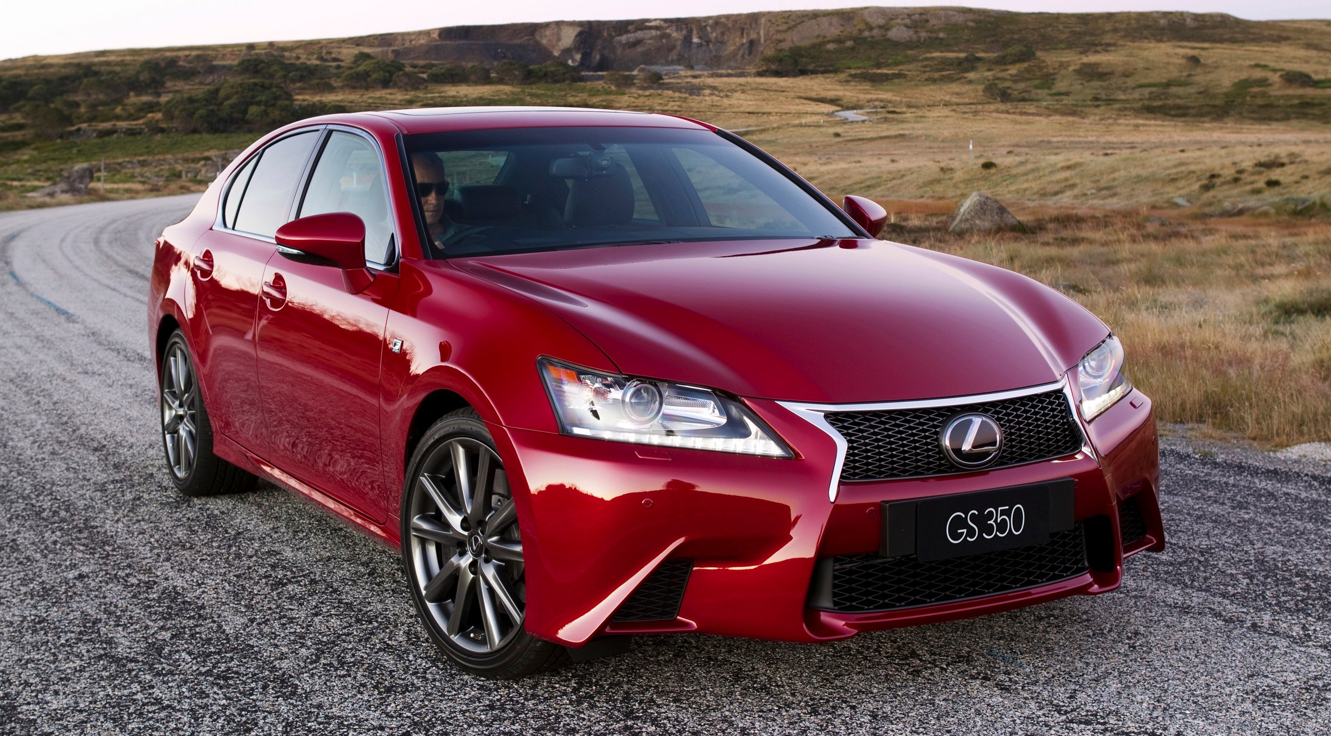 Beautiful Lexus GS Coupe Could Arrive In 2013 Pictures