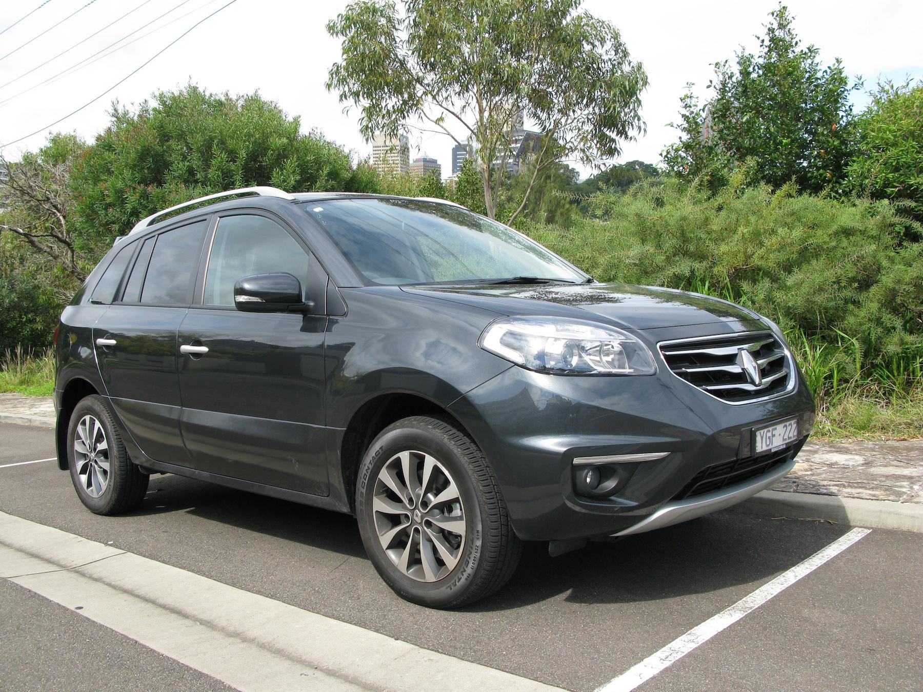 Renault Koleos Review Caradvice