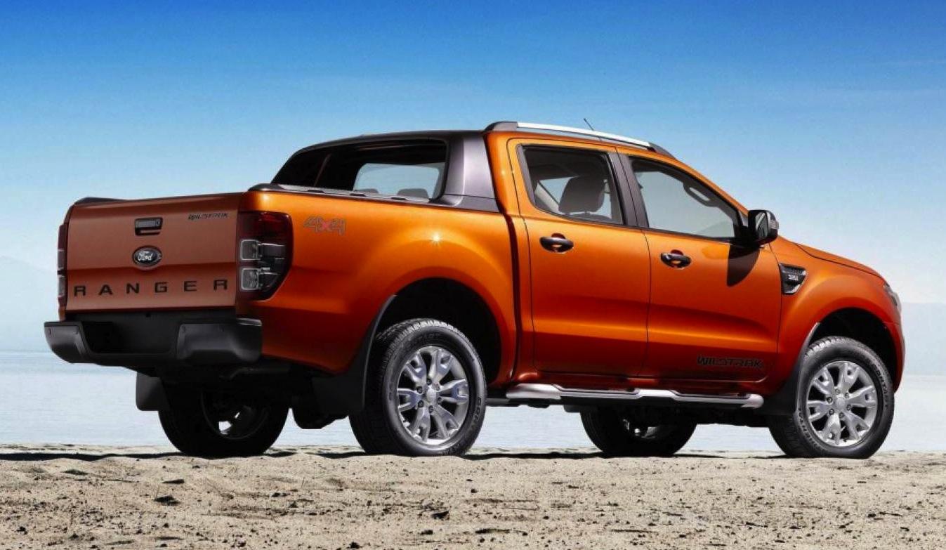 Ford Ranger Wildtrak hits Australian showrooms - photos   CarAdvice