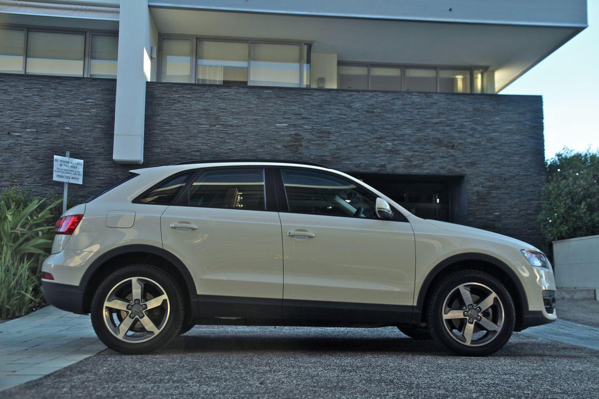 Audi Q Review Photos CarAdvice - Audi q3 review