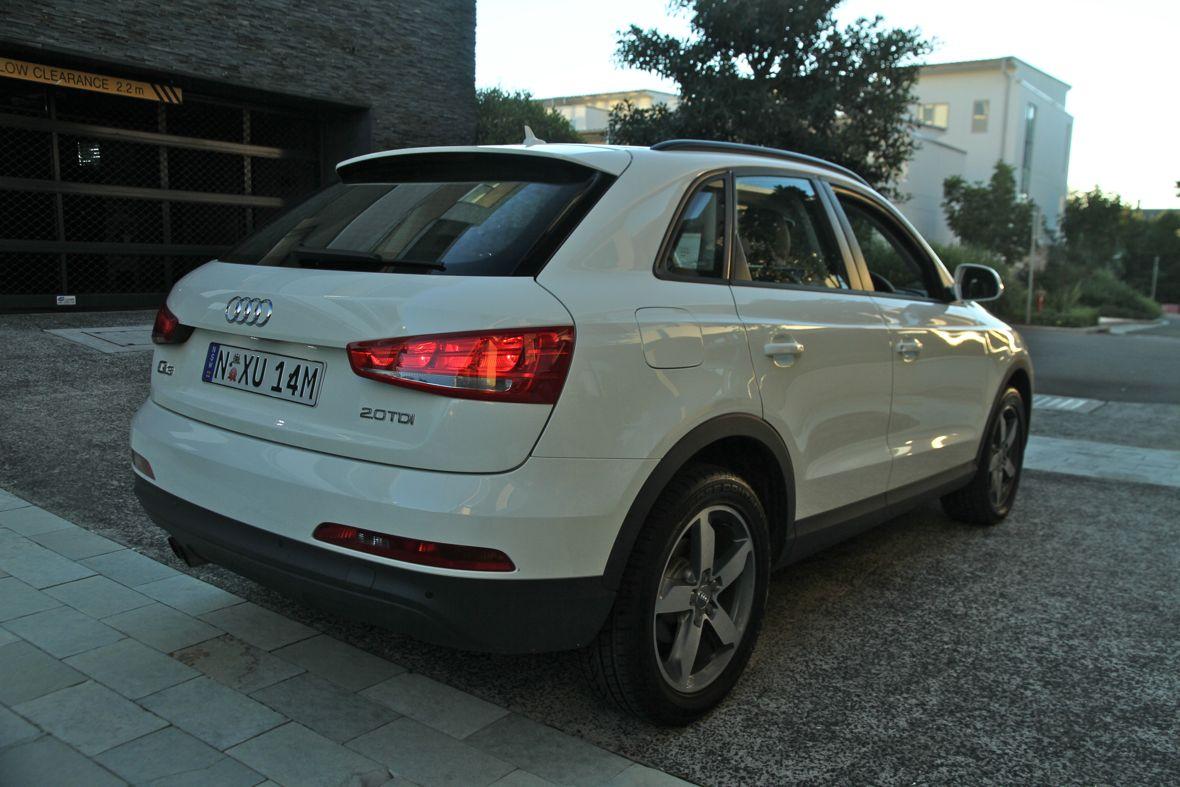 Audi Q3 Review - photos | CarAdvice