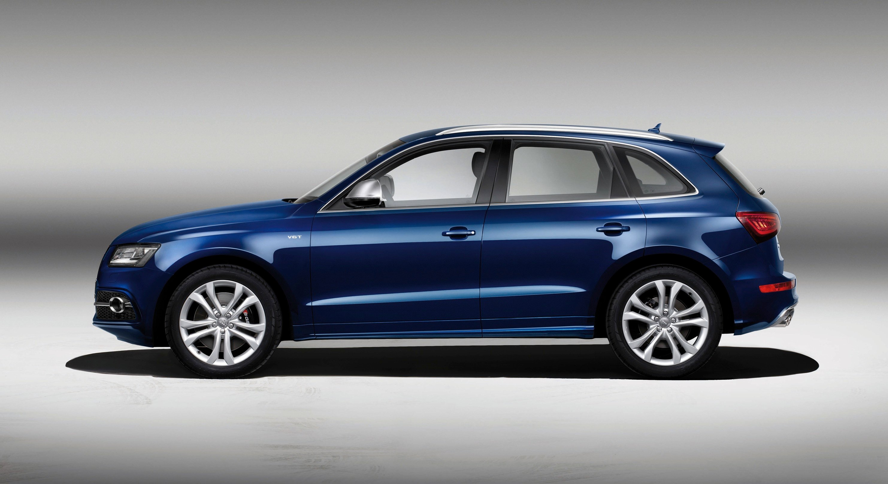 Audi Sq5 Tdi New Performance Suv Revealed Photos