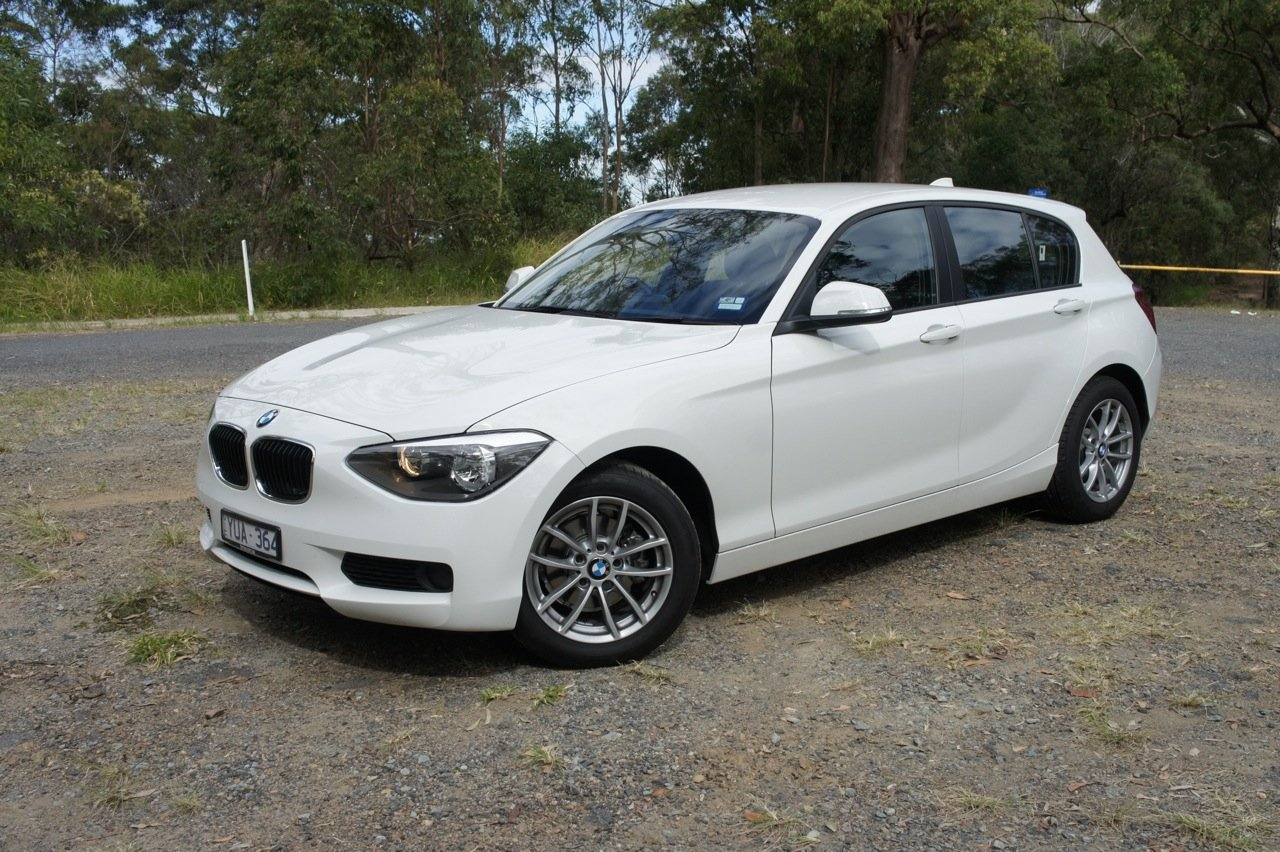 BMW 116i Review - photos | CarAdvice