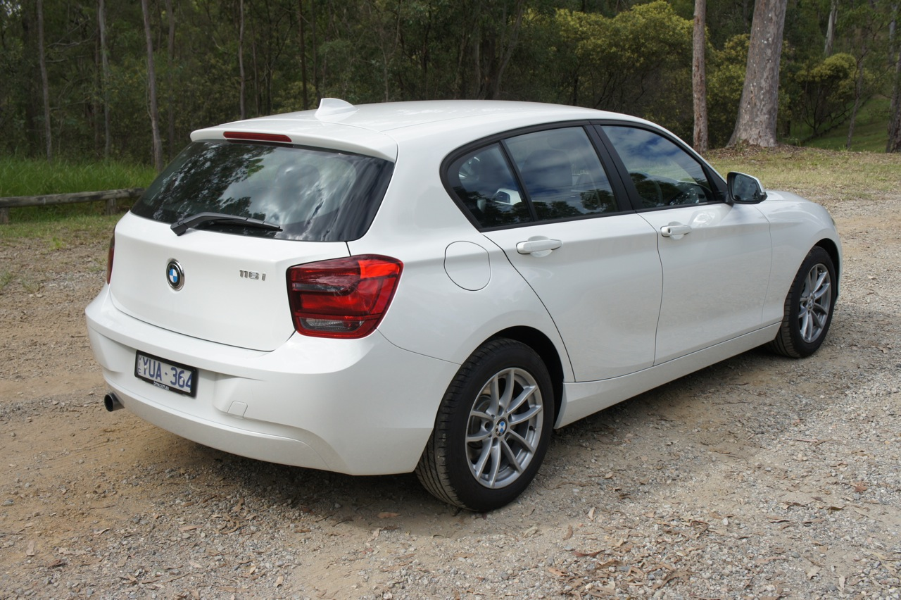 bmw 116i review photos caradvice. Black Bedroom Furniture Sets. Home Design Ideas