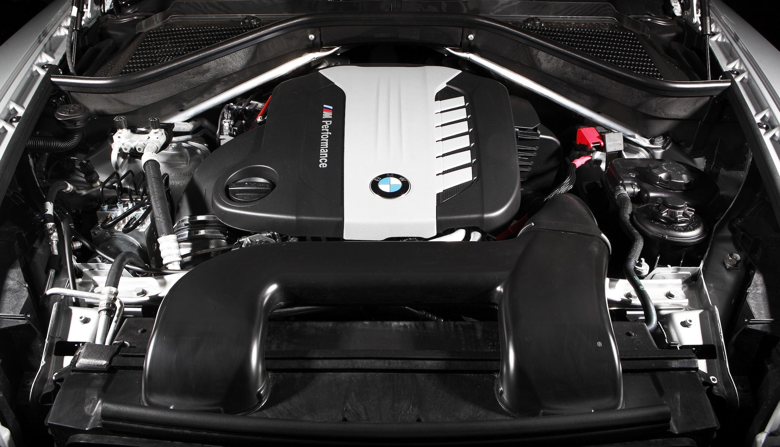 Bmw X6 M50d Triple Turbo Diesel Heralds Arrival Of M