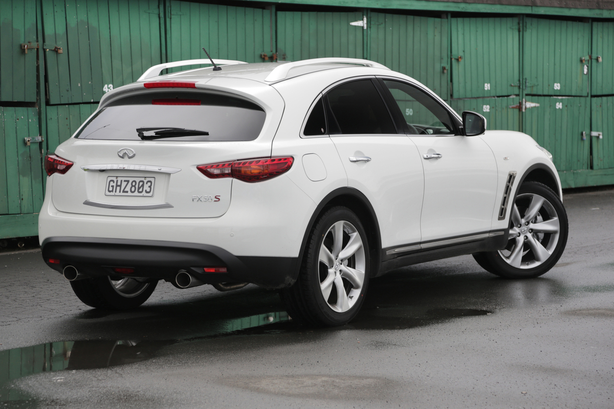 Infiniti Fx37 Amp Fx50 Review Caradvice