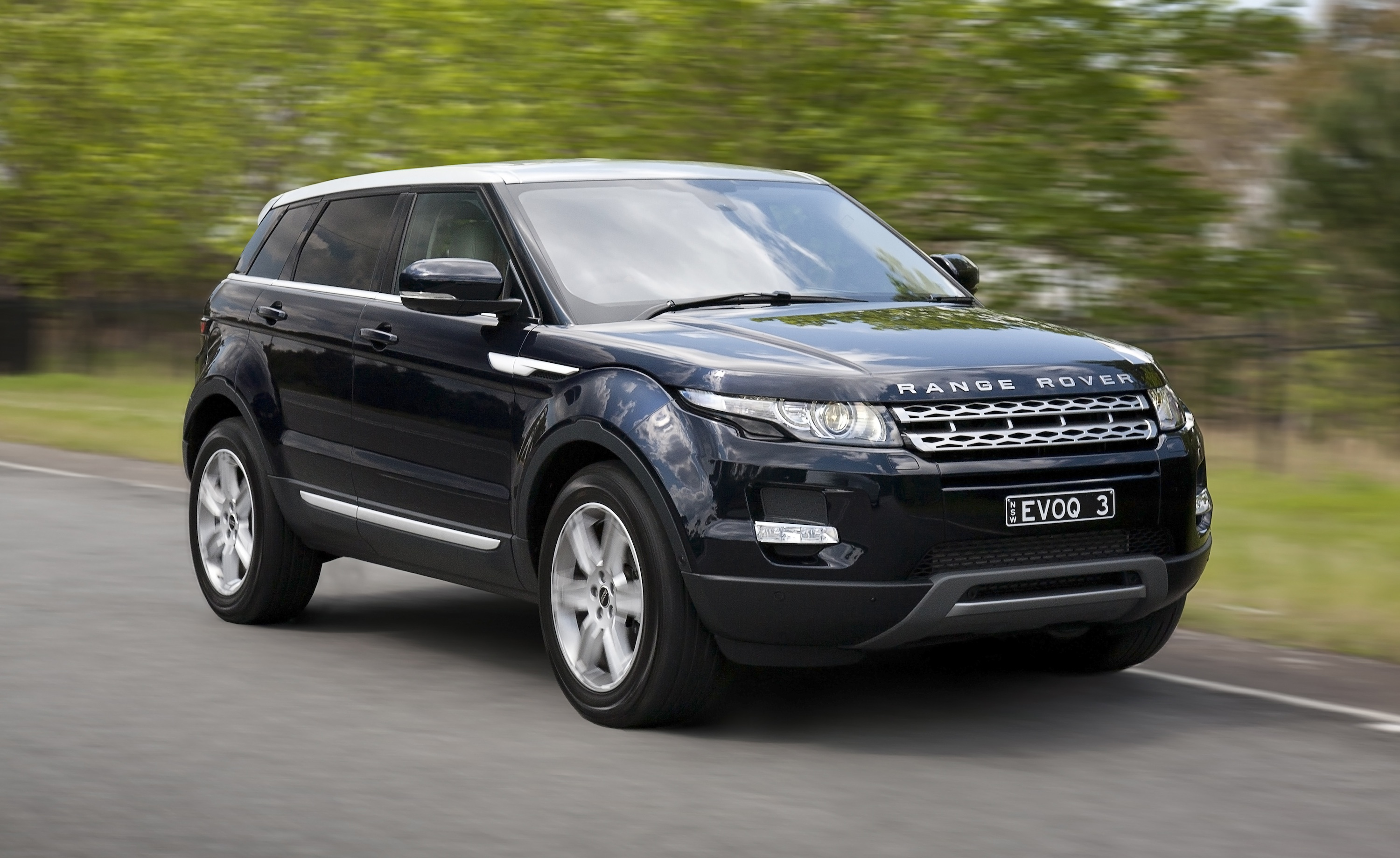 range rover evoque review caradvice. Black Bedroom Furniture Sets. Home Design Ideas