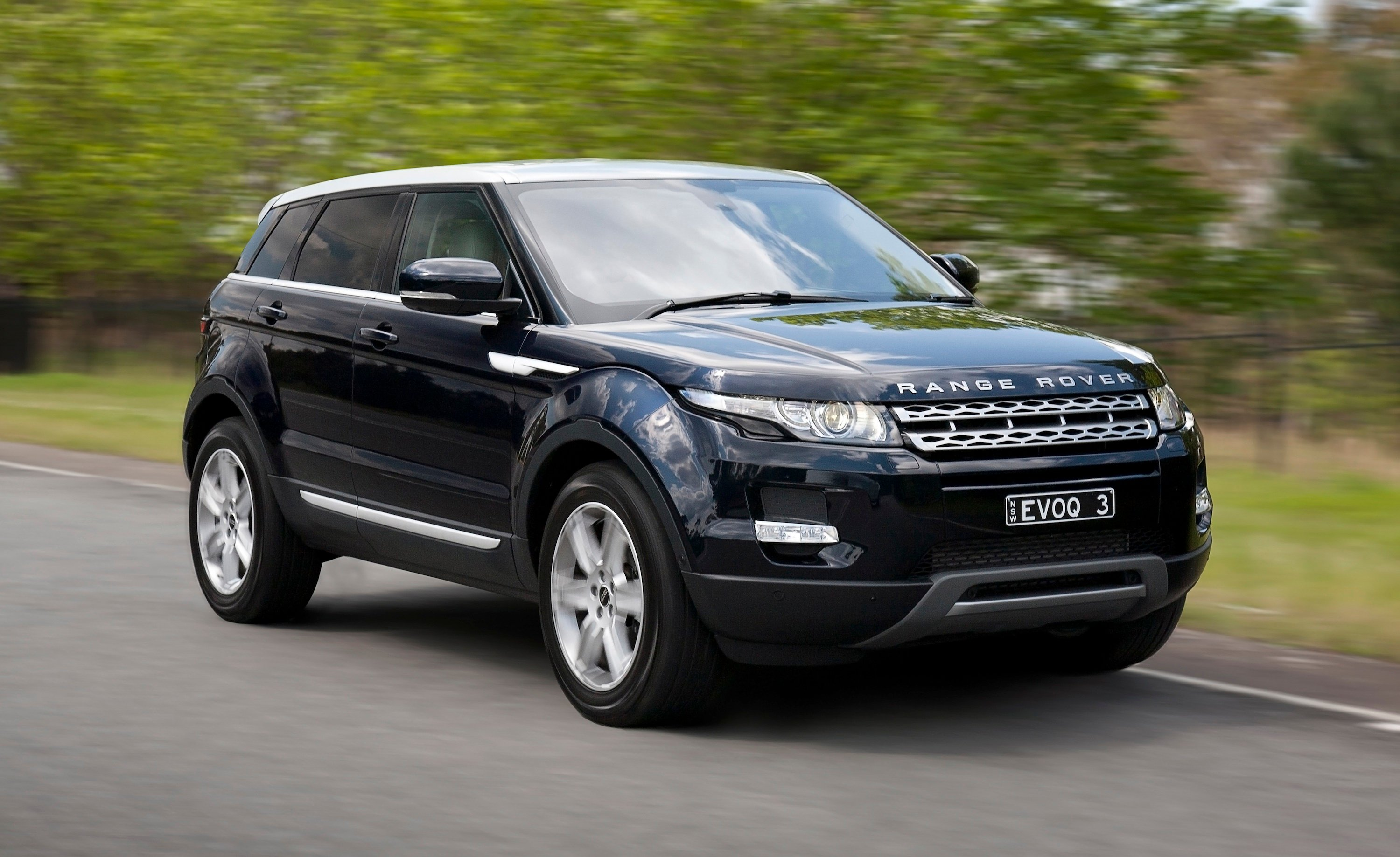 Range Rover Evoque Review Photos Caradvice