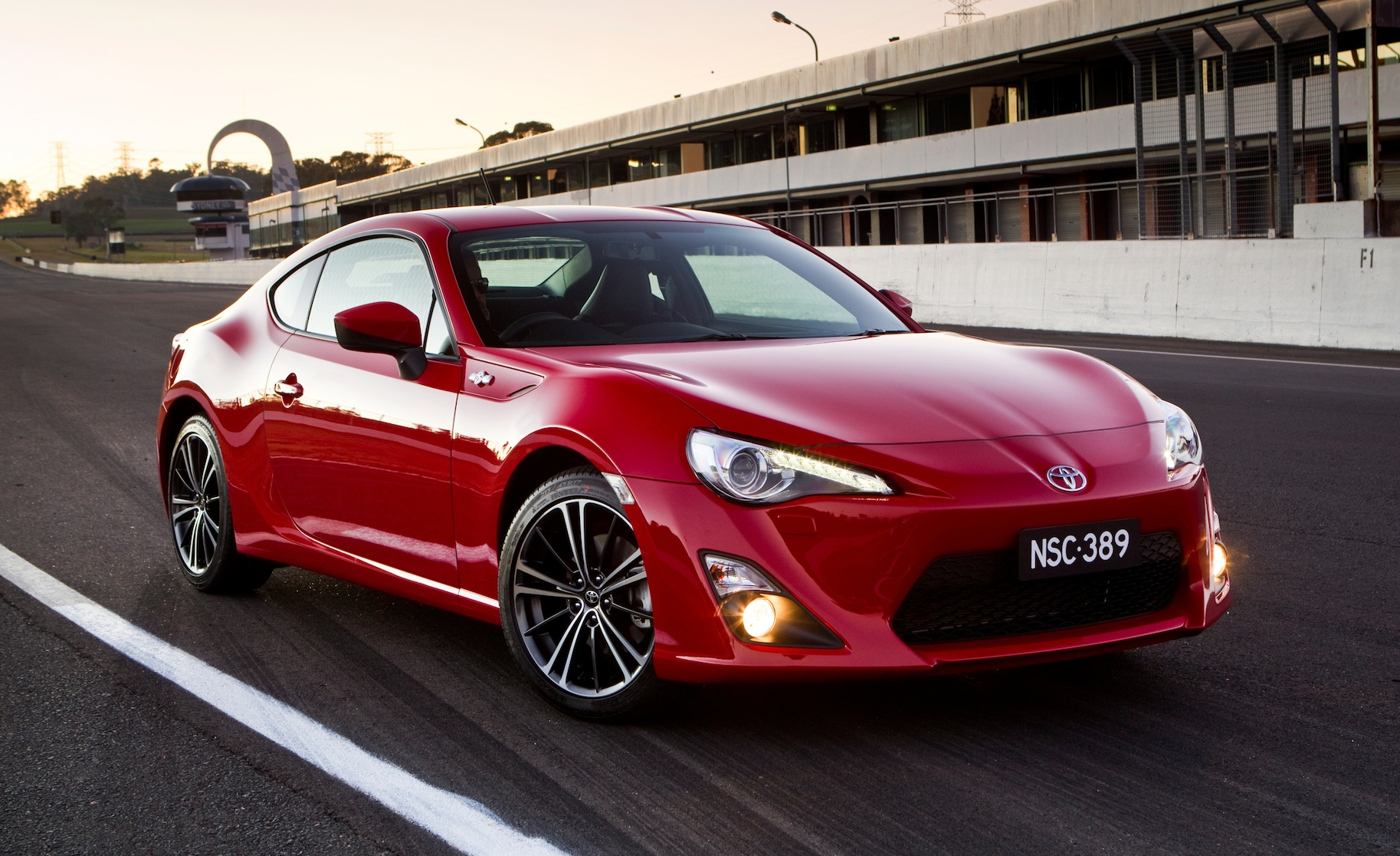 Toyota 86 29 990 Coupe Launches In Australia Photos