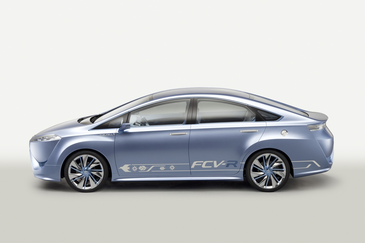 Honda Hybrid Cars >> Toyota hydrogen fuel cell car coming in 2015 - photos | CarAdvice