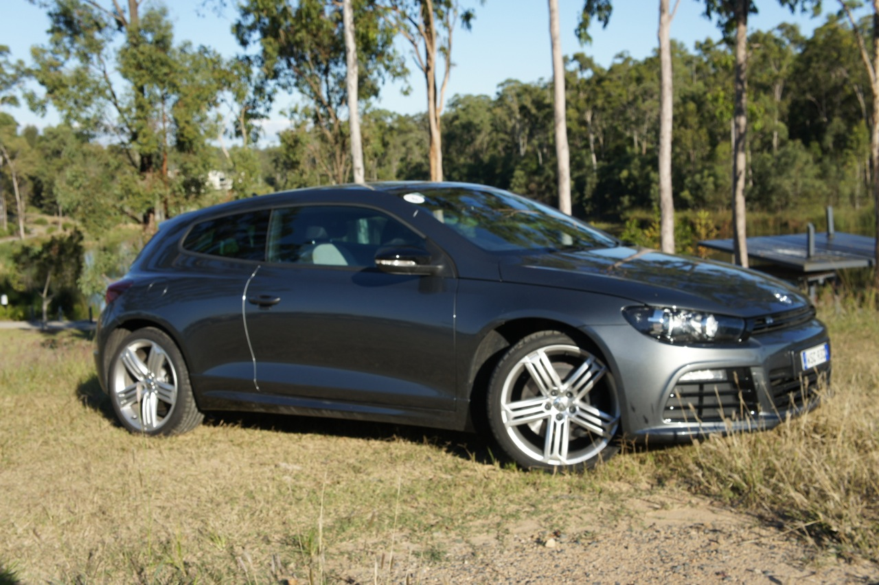 Volkswagen Scirocco R Review Photos CarAdvice