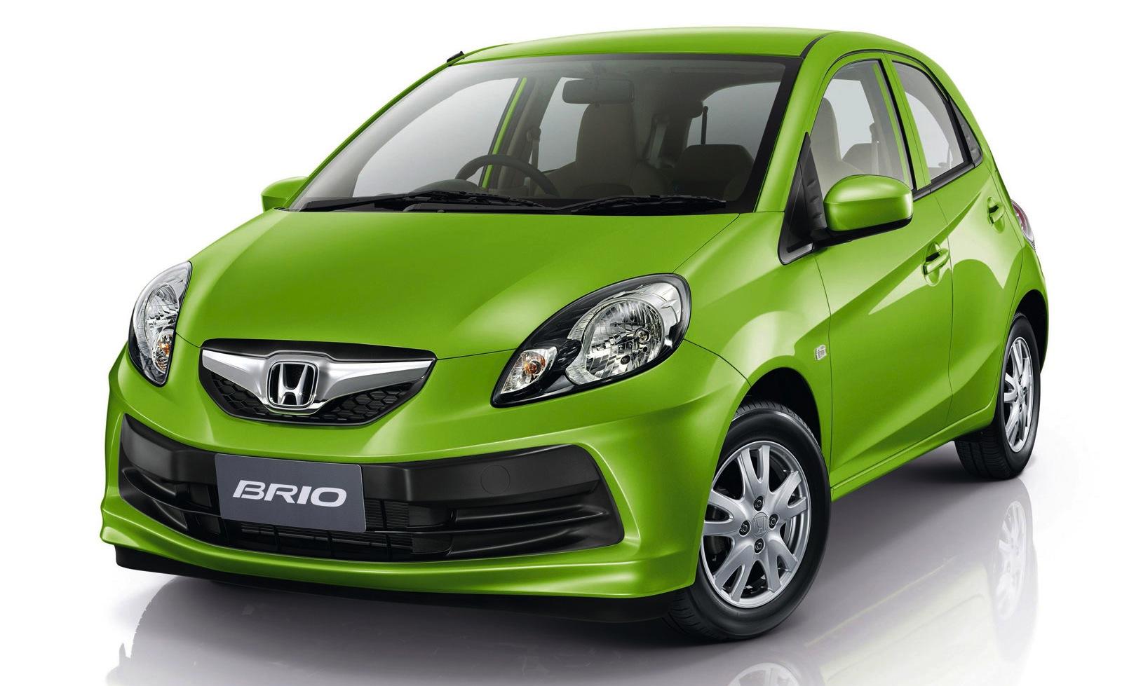 Honda Brio: $13,000 micro car a chance for Australia - photos   CarAdvice