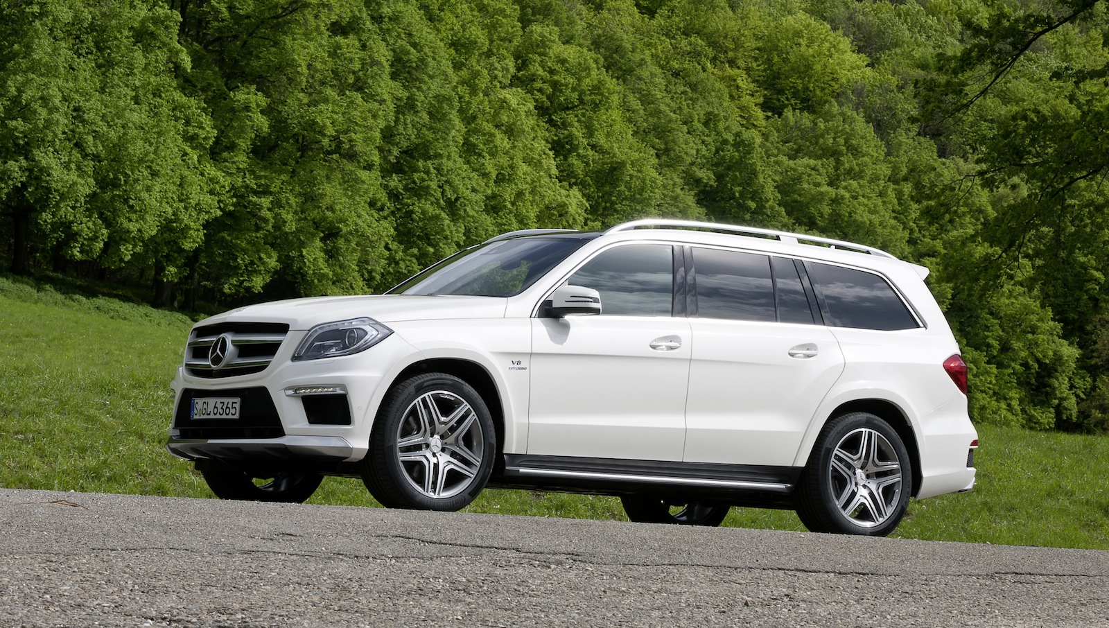 Mercedes Benz Gl63 Amg Full Size Suv Goes Hardcore