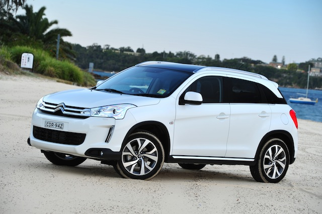 Citroen C4 Cactus >> Citroen C4 AirCross: French brand's first SUV from $31,990 ...