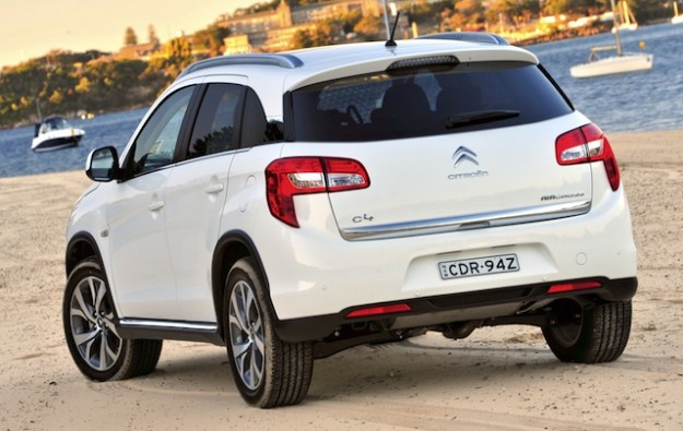 citroen c4 aircross french brand 39 s first suv from 31 990 photos caradvice. Black Bedroom Furniture Sets. Home Design Ideas