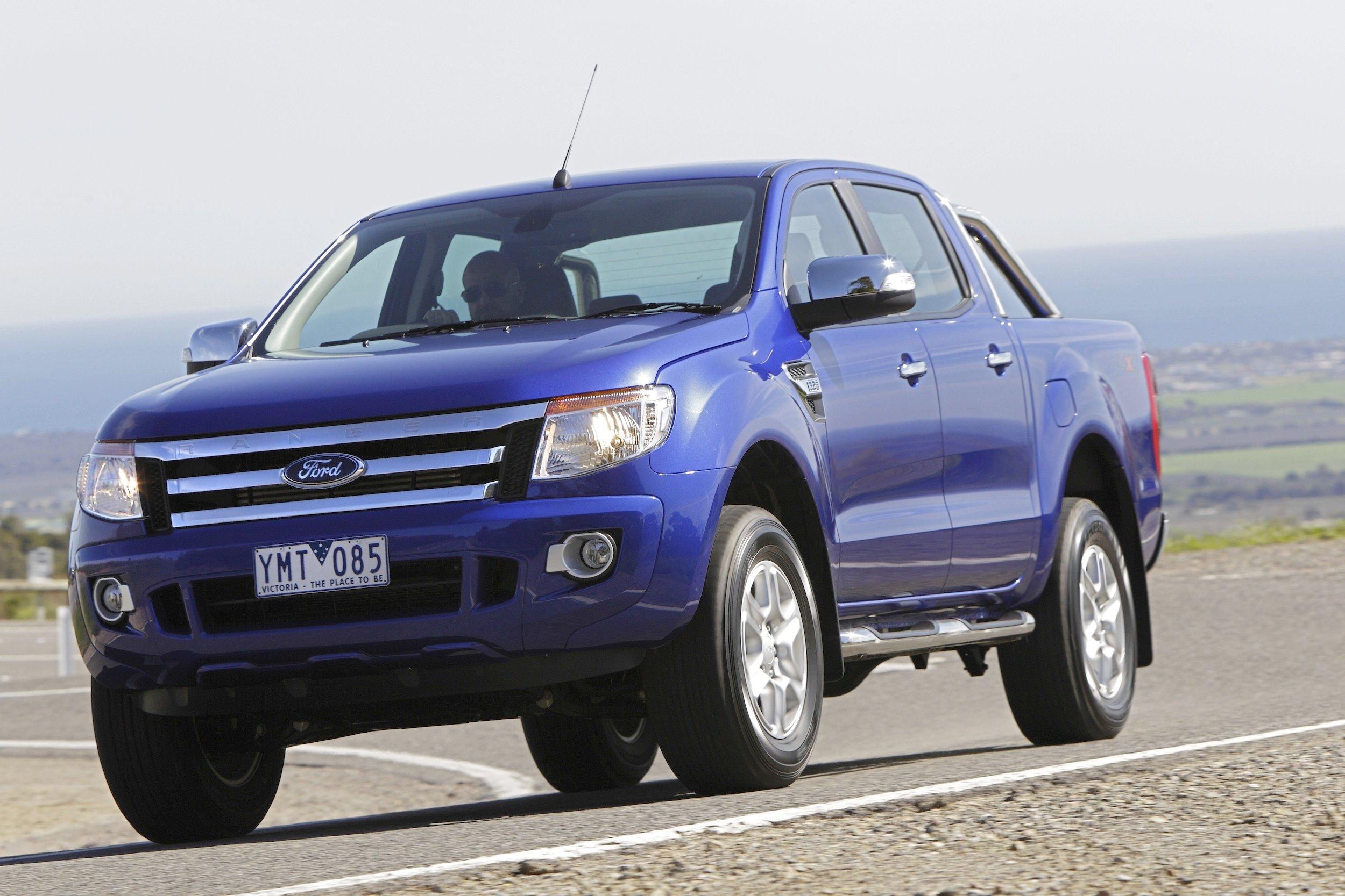 Ford Ranger Review - photos | CarAdvice