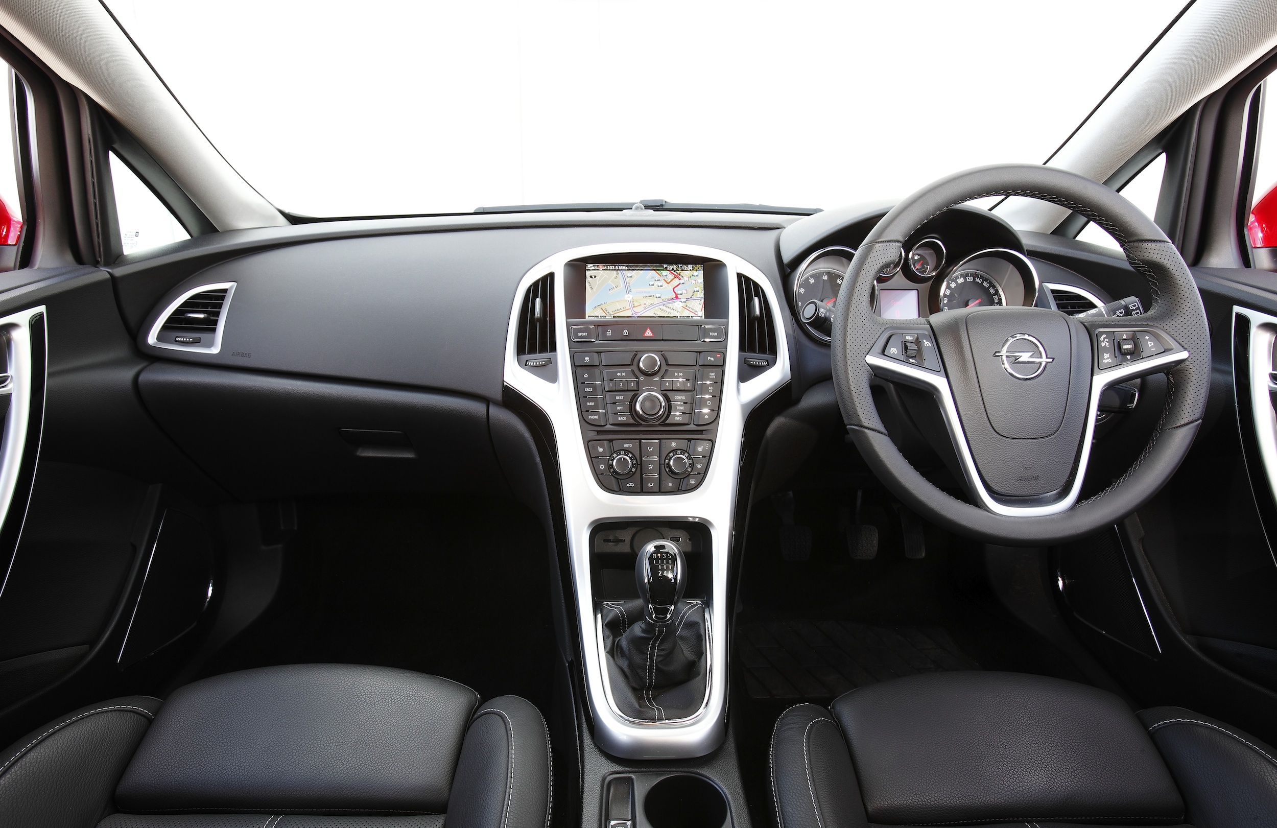 Opel Astra Review Photos Caradvice