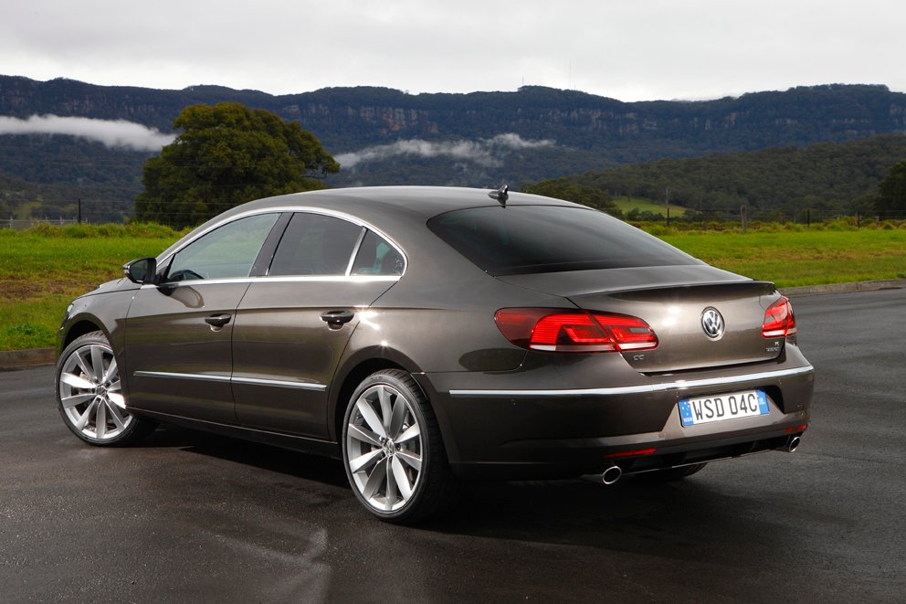 Volkswagen Cc Review Photos Caradvice