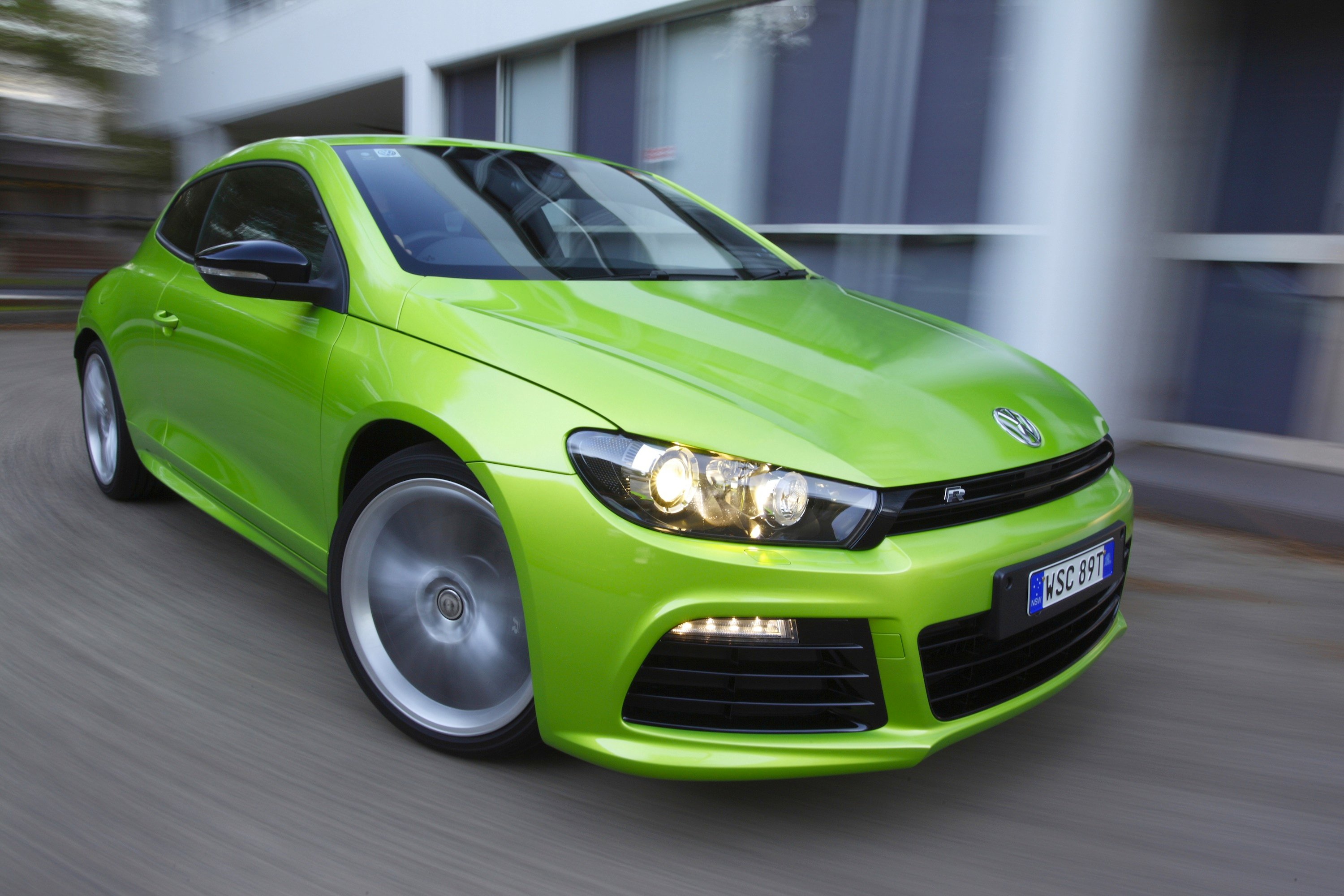 Volkswagen Scirocco R Review - photos | CarAdvice