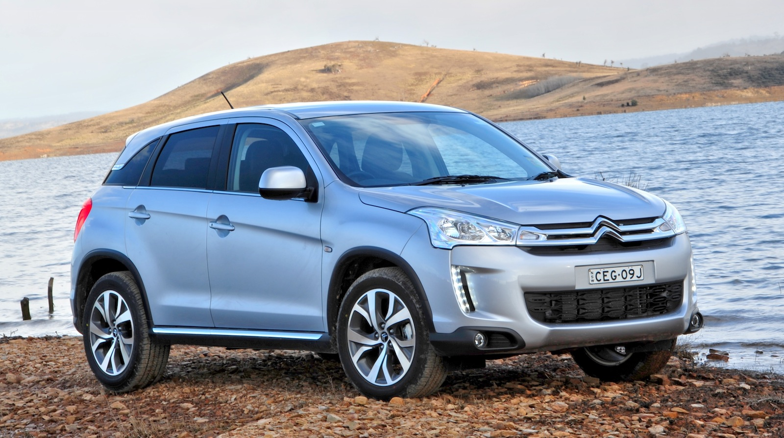 Citroen C4 AirCross: French brand's first SUV from $31,990 ...