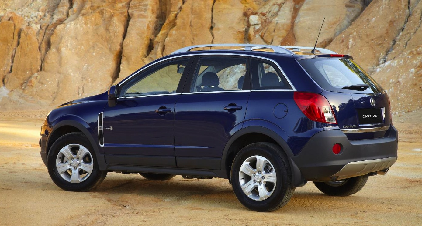 Holden Captiva Fuel Savings Headline Updates To Suvs Photos Caradvice