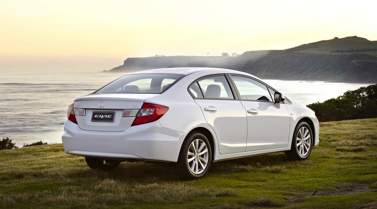 Honda Civic sedan Series II: Thai production shift brings ...