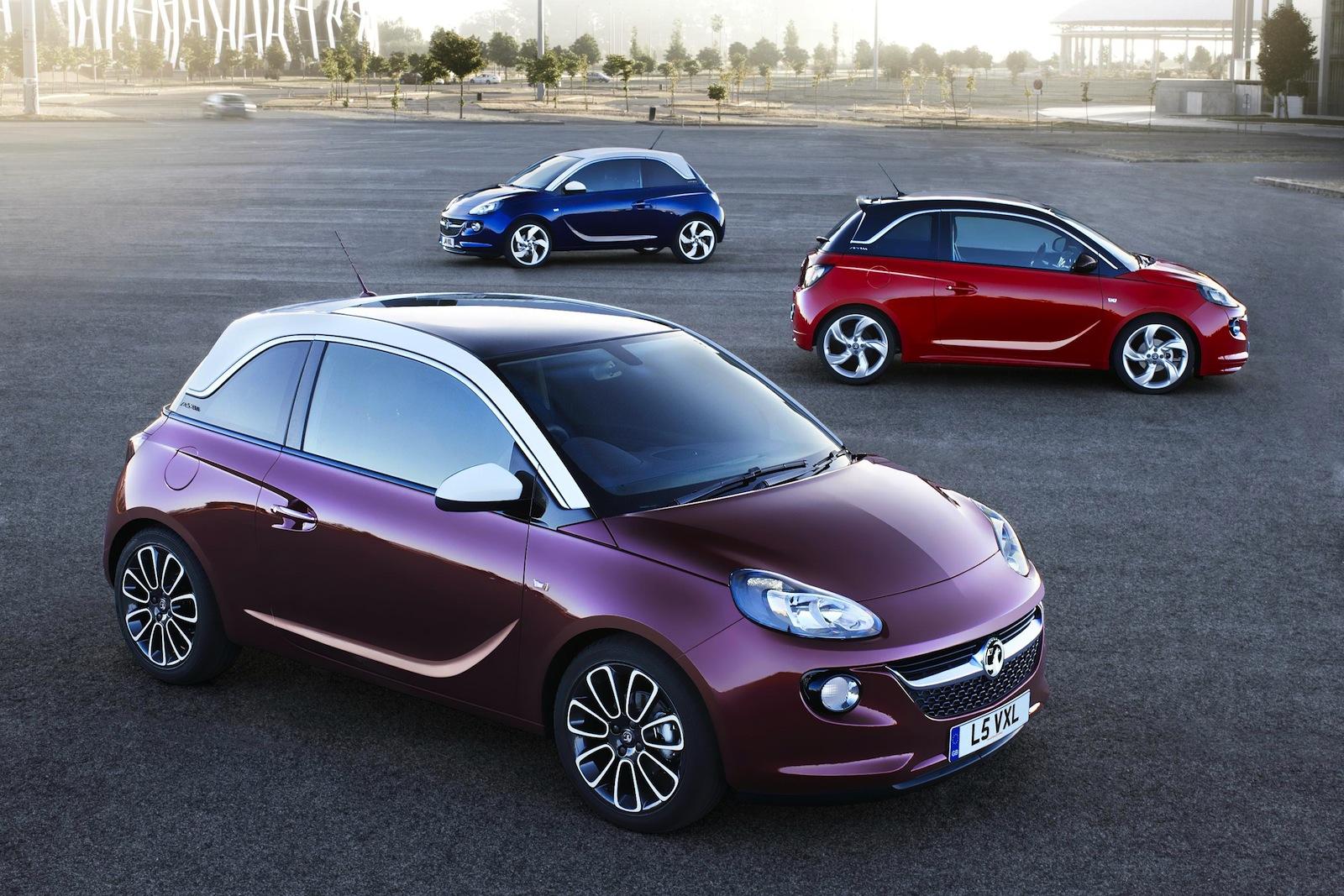 Vauxhall Adam Finance >> Opel Adam: stylish city car not for Oz - photos | CarAdvice