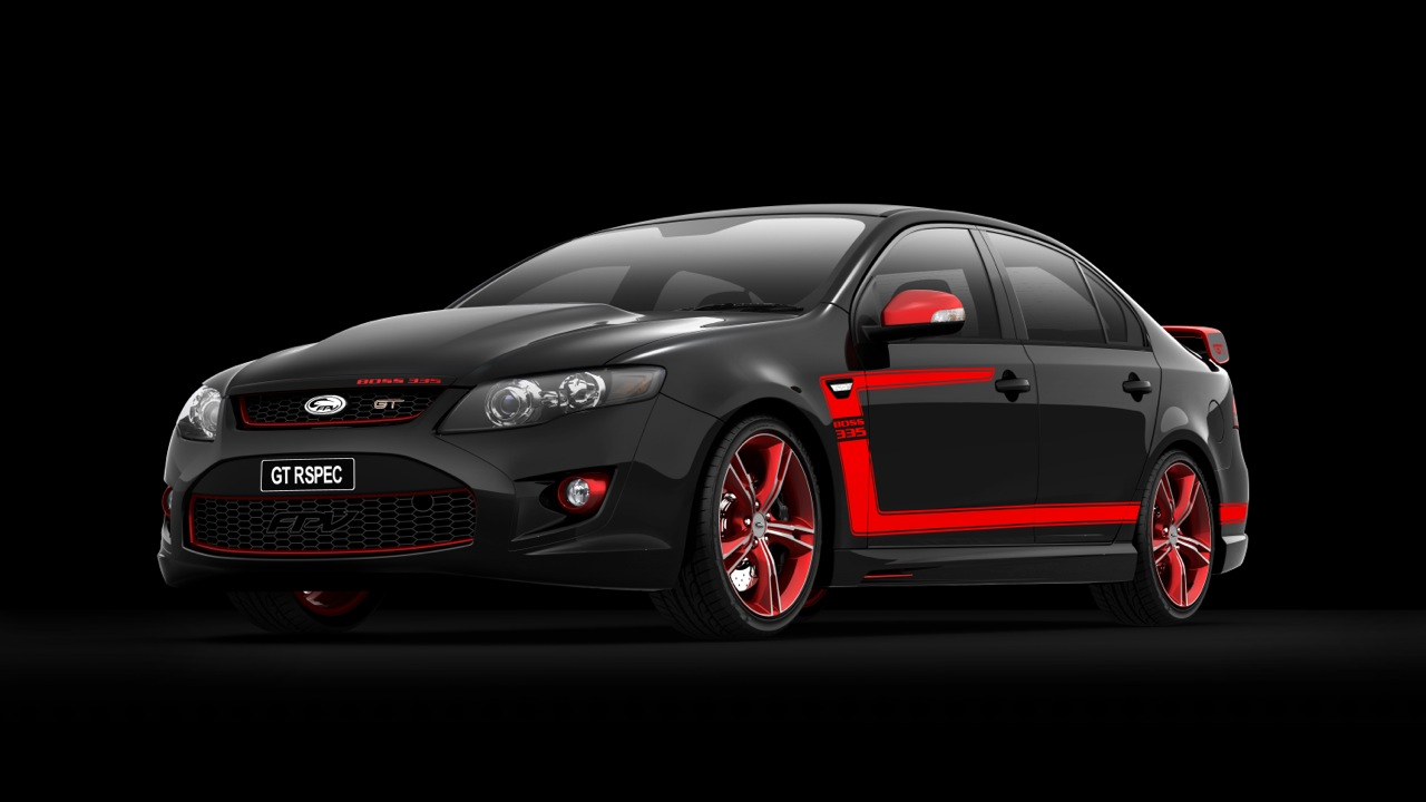 FPV GT RSPEC: 'best car of its kind' - photos | CarAdvice