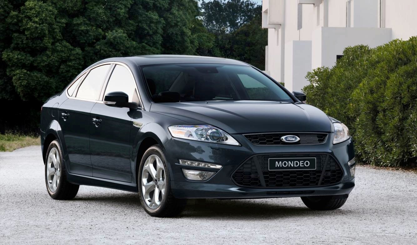 Ford Mondeo unlikely for Australia before 2014 - photos ...