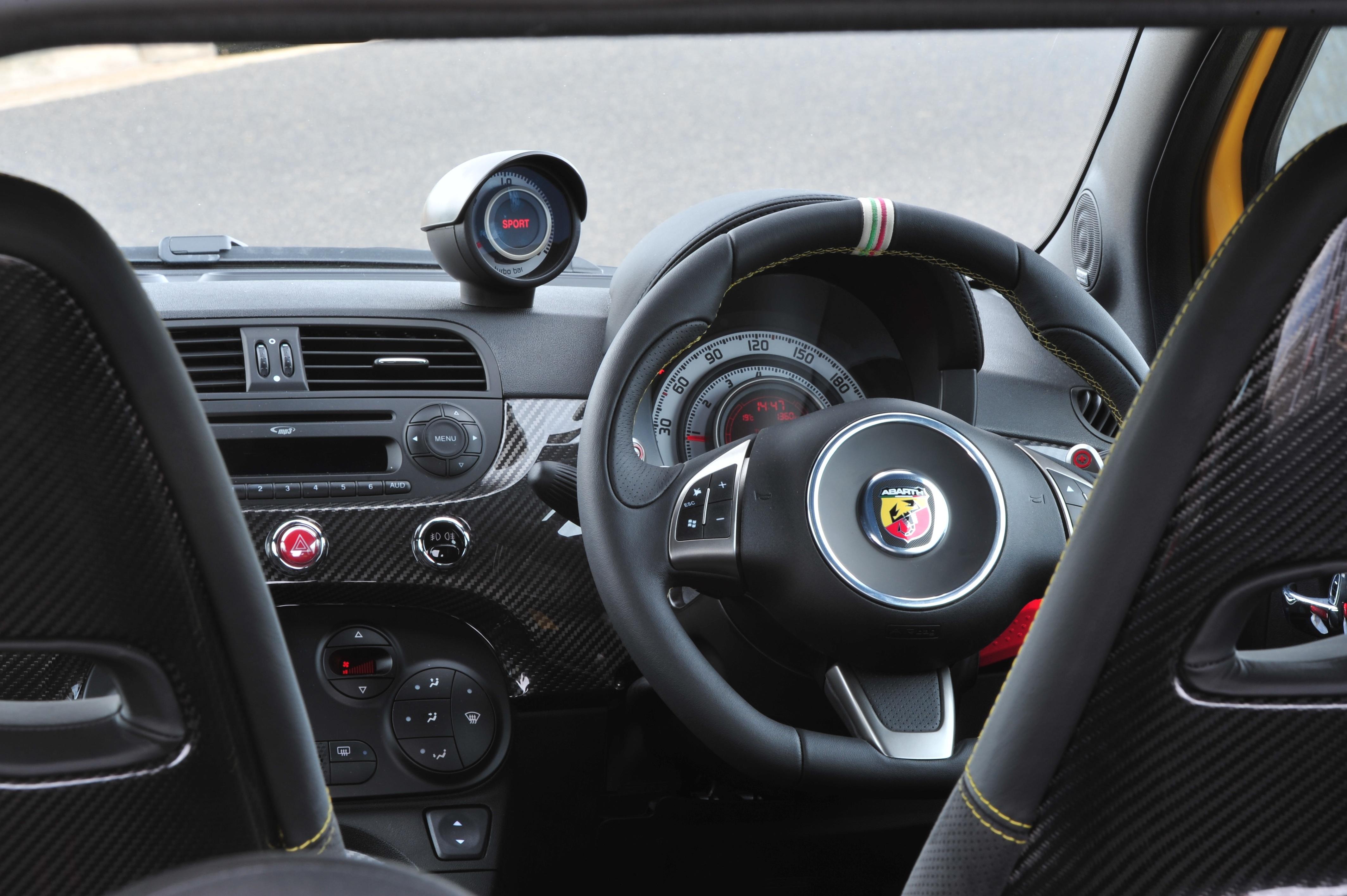 Fiat Abarth 695 Tributo Ferrari Review Caradvice