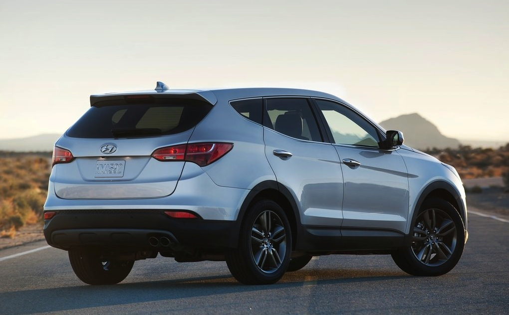 Hyundai Santa Fe Australian Prices And Specifications