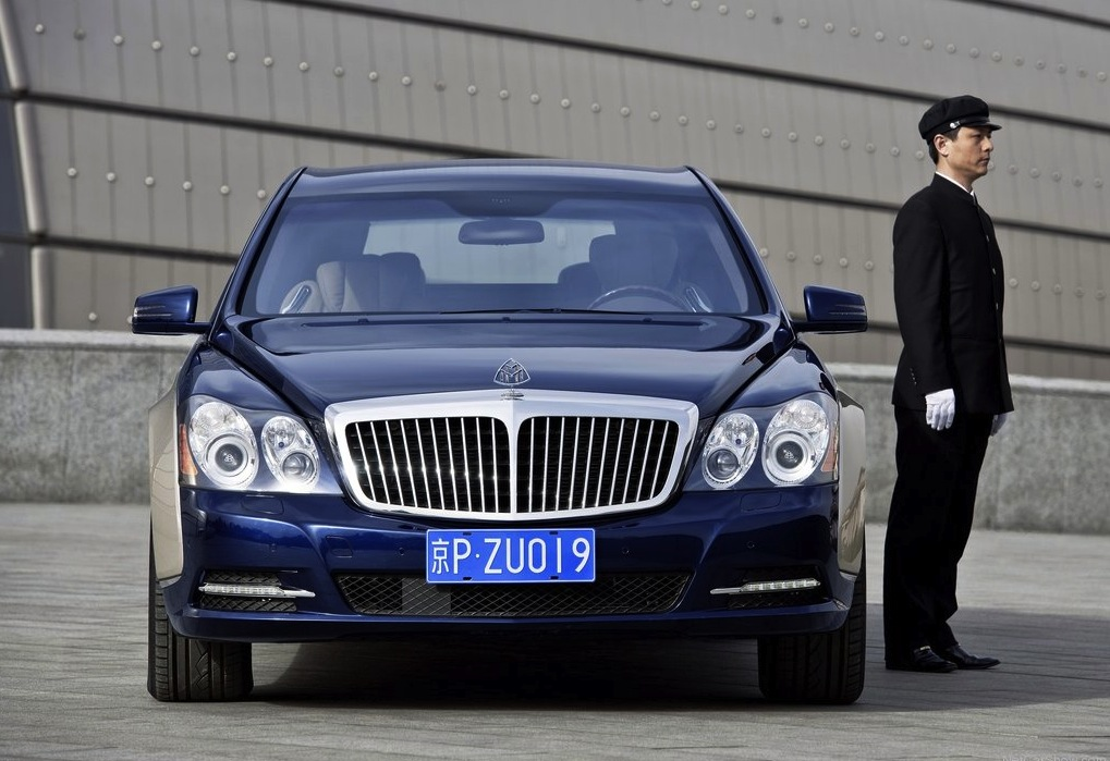 2013 maybach price  Maybach removed from price lists as 2013 death nears - Photos (1 of 2)