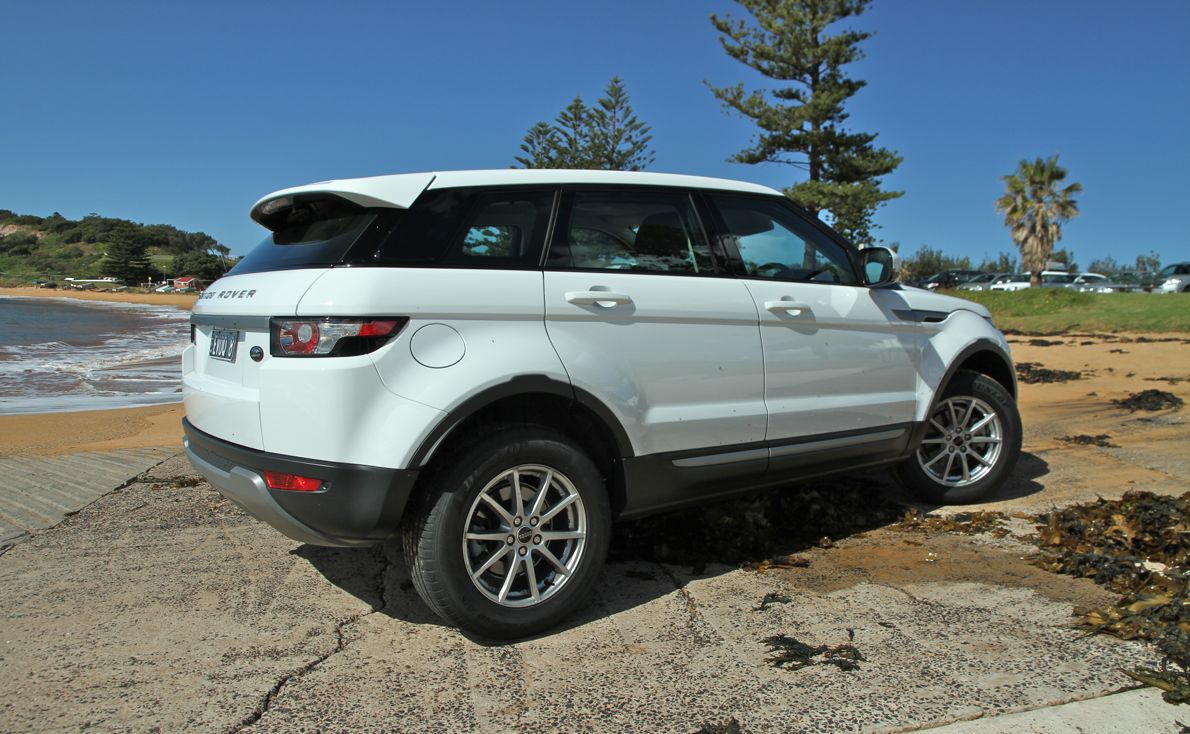 Range Rover Evoke >> Range Rover Evoque Review - photos | CarAdvice