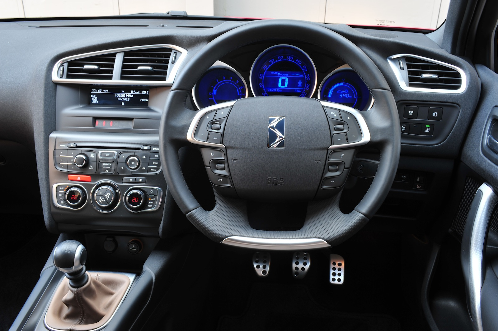 Citroen Ds4 Review Photos Caradvice